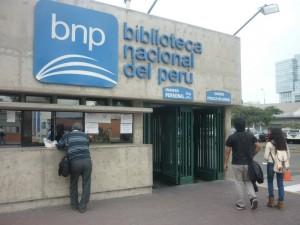 EVENTO: Día del Libro en la Biblioteca Nacional @ Biblioteca Nacional del Perú | Lima | Lima | Perú