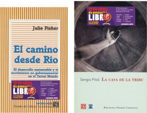EVENTO: FCE liberará libros, por el Día Mundial del Libro