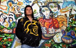 """EXPOSICIÓN: """"Goliat"""", de Marcos Palacios @ Fundación Euroidiomas   Miraflores   Lima   Perú"""