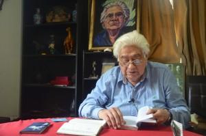 RECORRIDO: ruta literaria dedicada a Oswaldo Reynoso @ Casa de la Literatura Peruana   Lima   Perú