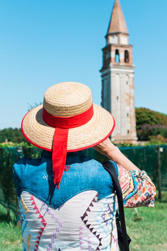 Camino a Burano. © Mare and Sara Photography.