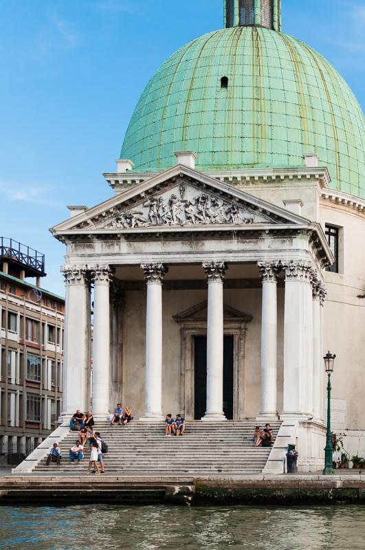 Santa Maria della Salute. © Mare and Sara Photography.
