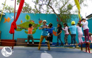 """TALLERES: """"Lima de colores"""", de El Pez en la Luna @ El Pez en la Luna   Distrito de Lima   Departamento de Lima   Perú"""