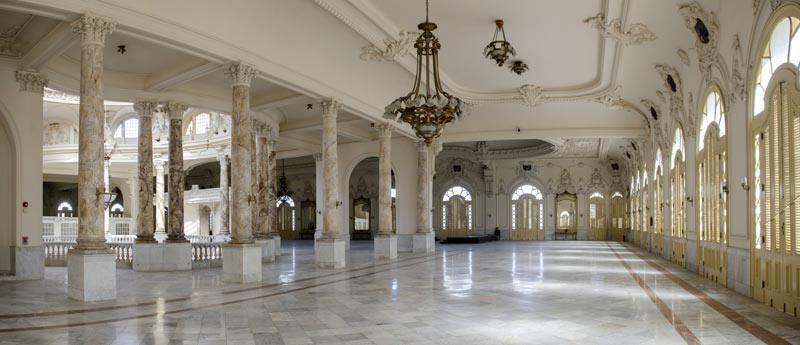 Salón del Teatro Alicia Alonso de La Habana, Cuba (Foto: lajiribilla.cu)
