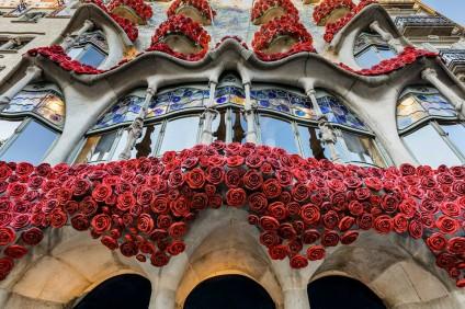 sant jordi Casa Batlló